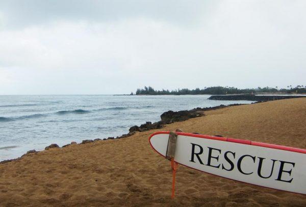 ハワイサーフィン注意事項