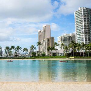 ハワイ日本人観光客受け入れ開始